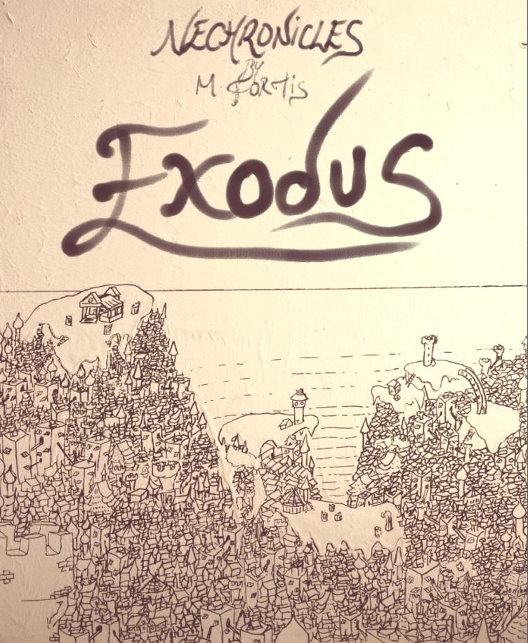 Book Cover: Nechronicles: Exodus